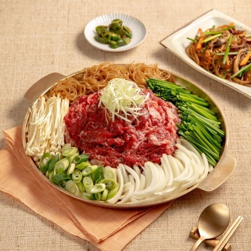 서울식 불고기 전골 (2인분)
