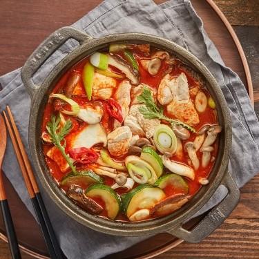 삼시세끼 돼지고기 고추장찌개 (2인분)