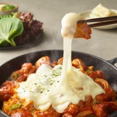 치즈 품은 닭갈비 (2인분)