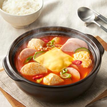 햄치즈 순두부찌개 (2인분)