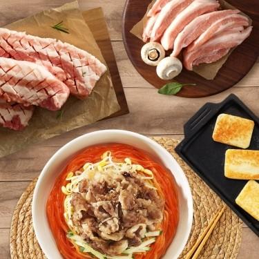 돼지고기 SET (벌집삼겹살+항정살+우...