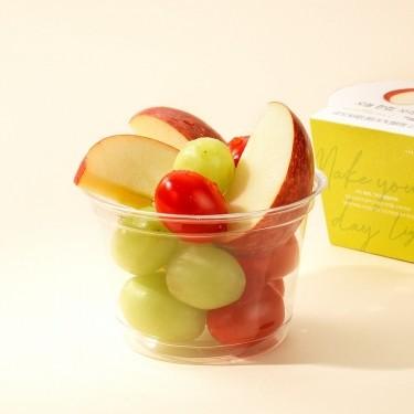 오늘 한컵, 사과방울포도