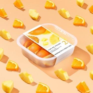 오늘의 과일, 파인오렌지