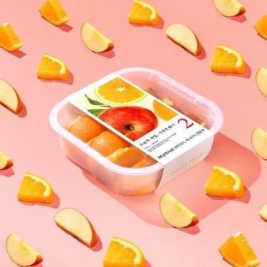 오늘의 과일, 사과오렌지