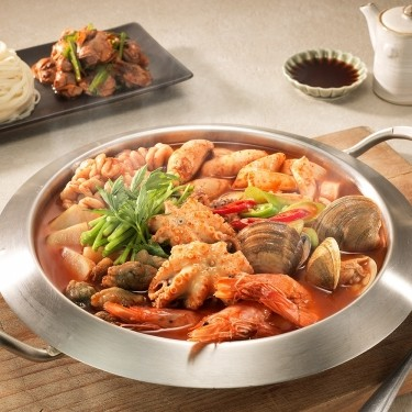 연안식당 산해진미 해물탕
